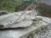 Die Schießplatten schienen gebaut für die Ewigkeit. Die Kombination aus Beton und Stahl hätte sicher noch Jahrzehnte gehalten.
