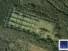 Luftbild des 60.000 qm großen Geländes vor Projektbeginn