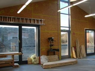 Einrichtung für Nutzung als Jugendwerkstatt (3)