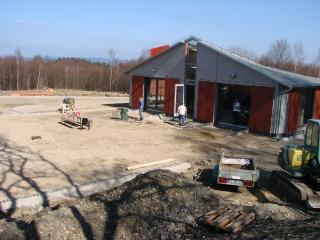 1. März 2012: Jugendwerkstatt gestartet