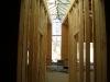 Die Dimensionen des Gebäudes sind selbst für die Organisatoren beeindruckend.
