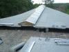 Abdichtung des Daches