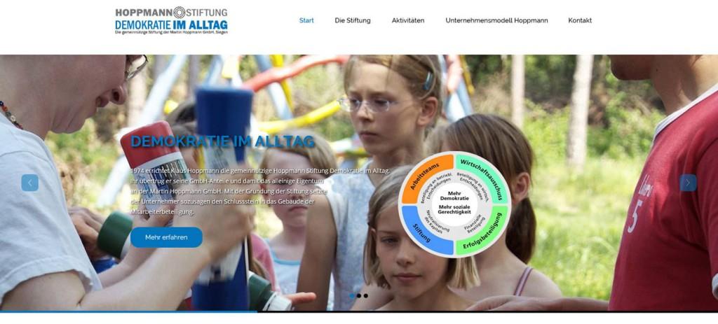 Hoppmann-Stiftung